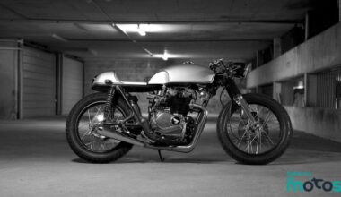 ¿Qué son las motos Cafe Racer y Neo Cafe?